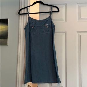Super cute Diesel lightweight denim dress / jumper